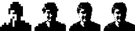 15x15, 25x25, 50x50, 168x168 Pixel