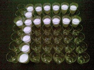 Milch Glas<br /> 7x7 Pixel